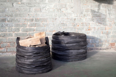 serax moniek houtmanden rubber