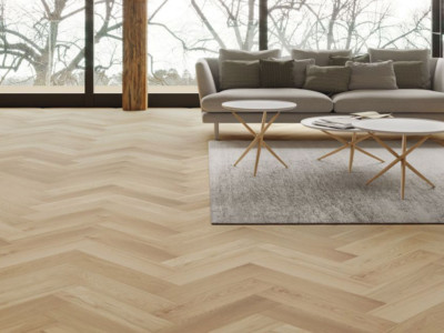 visgraat parket houten vloer